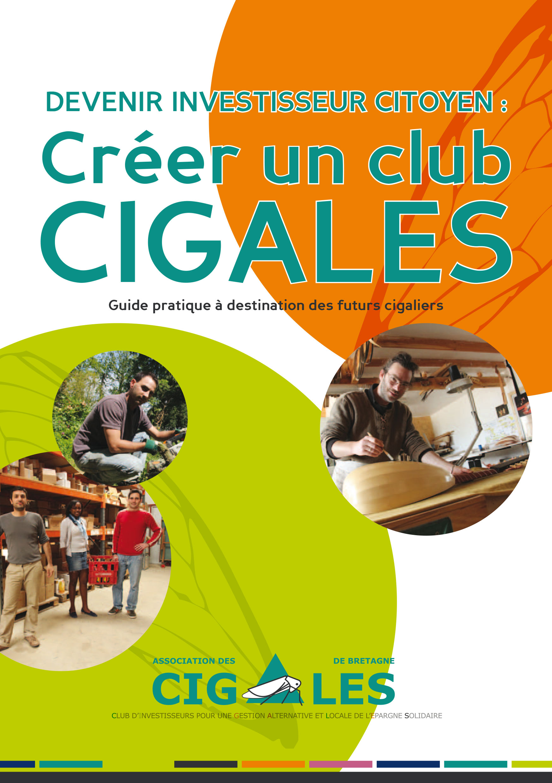 Guide Créer un Club Cigales Bretagne